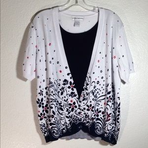 Ladies' Cathy Daniels Sweater (XL)